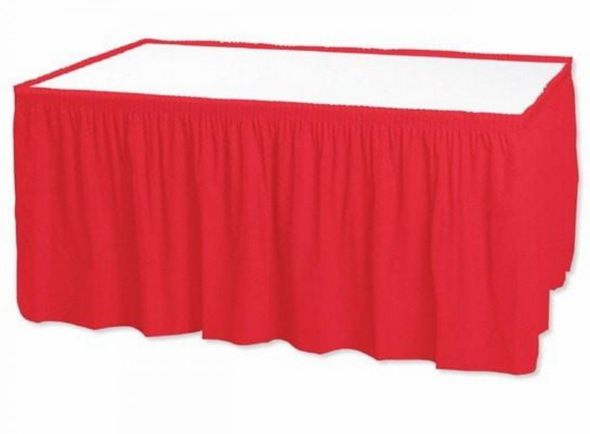 What You Need to Consider when Buying Trade Show Table Skirts | Table Covers Depot
