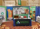 fitted vinyl tablecloths trade show table skirtsprinted table cloth