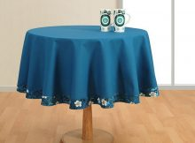 Tablecloth for Small Round Table: Standards and How to Measure | Table Covers Depot