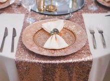 How to Use Sequin Table Runners for Special Events Properly