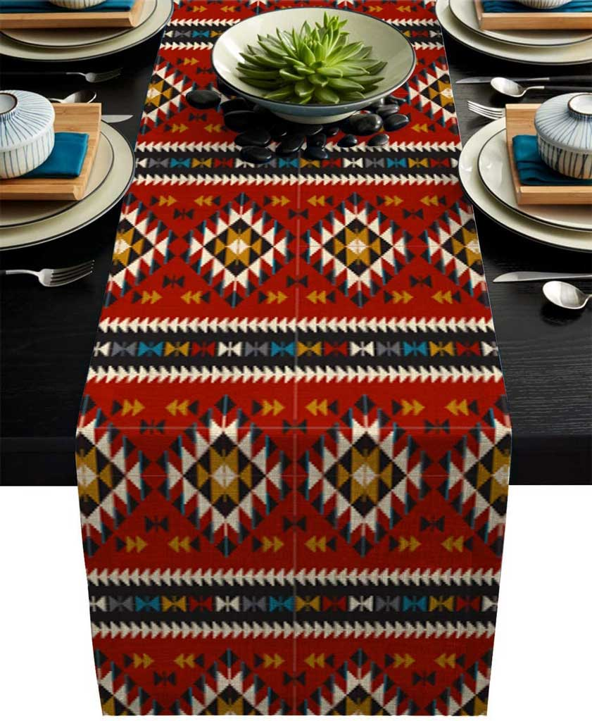 Perfect for Any Event, Here Are 6 Style of Table Runners You Should Buy