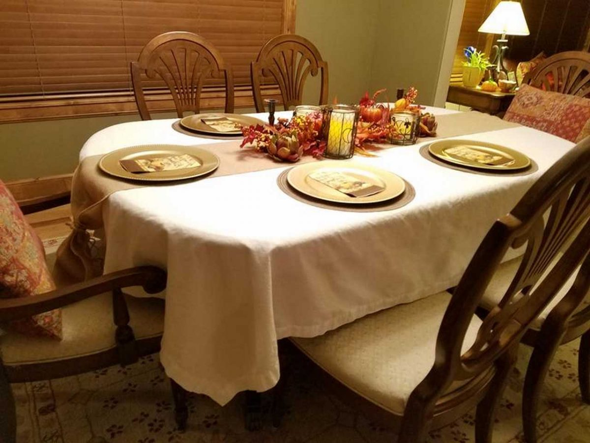 Things to Consider Before You Buy Oval Table Linens