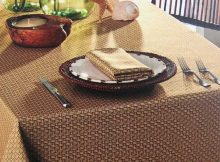 4 Ways How to Maintain Color Table Linens