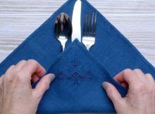 Types of Napkins That You Can Choose